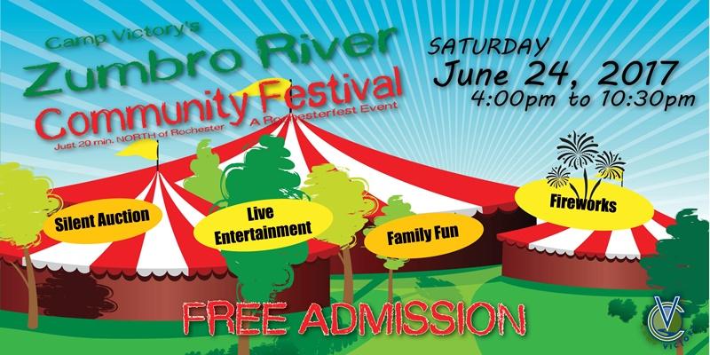 Zumbro River Community Festival 2017