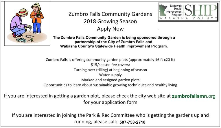 2018 Community Garden
